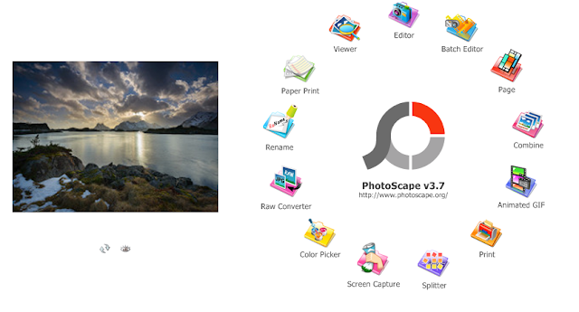 Photoscap photo Editor Latest Version Free Download
