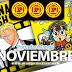 Portadas Manga Alusivas de NOVIEMBRE 💜💀 ¡Mes de mangas & muertos! 💀💜
