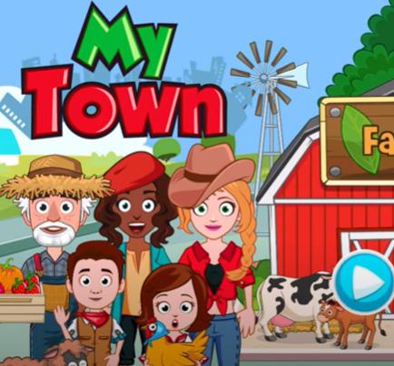 My Town Çiftlik v1.09 Tüm Karakter Kilitleri Açık Hileli Apk 2021