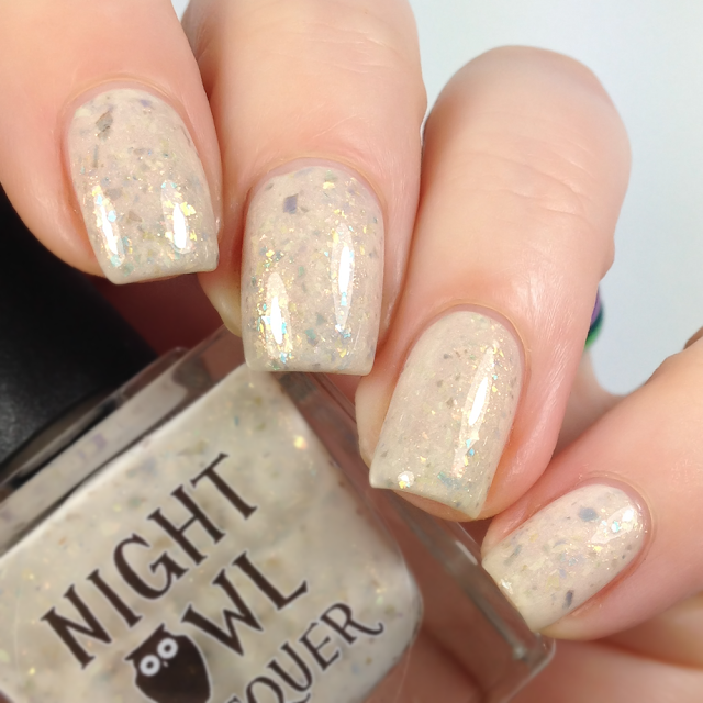 Night Owl Lacquer-One Owl Of A Day