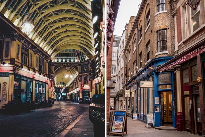 Lontoo Vinkit