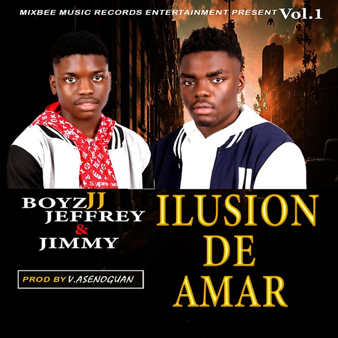 Album: BoyzJJ Jeffrey Ft Jimmy - Illusion of Love (Ilusion De Amar)