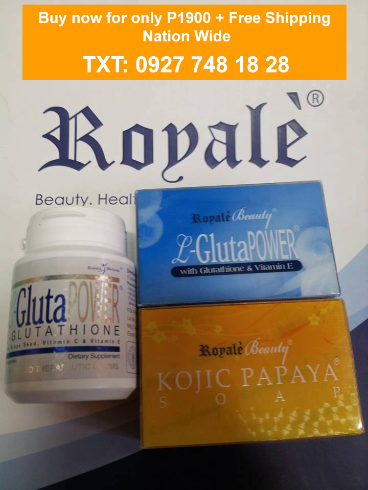 Royale Beauty Products: Effective skin whitening set in ...