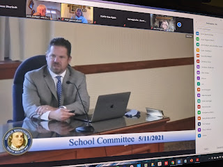 Recap - School Committee meeting - FHS highlights