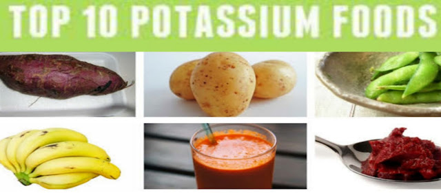 Top 10 Foods Highest in Potassium