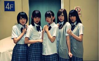 "5 Member Nogizaka46 Bintangi Drama Horor Fuji TV ""Honto ni Atte ..."