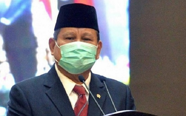 Discussing the South China Sea, Prabowo suddenly contacts the Japanese Defense Minister