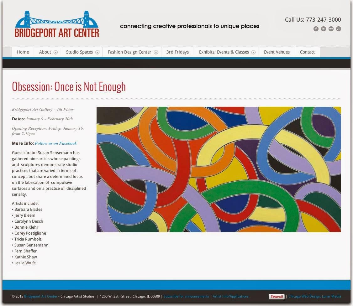 Las Manos: Tricia Rumbolz at the Bridgeport Art Center