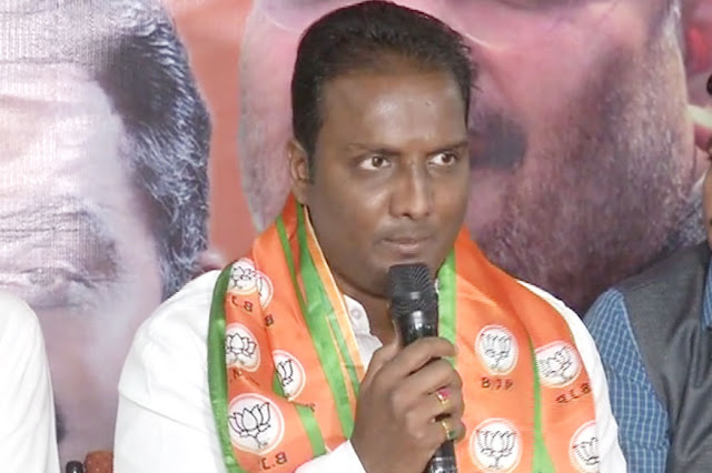 'मैं भेड़ नहीं जो गलत के पीछे भी चलता रहूं' - BJP नेता बोले