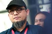 Polisi Tangkap 2 Pelaku Penyiraman Air Keras Novel Baswedan