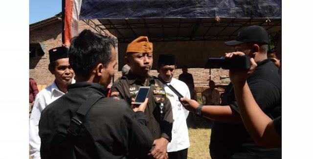 Upacara HUT RI ke 74 dan Drama Kolosal Bocah ala Warga Desa Kembang Bondowoso