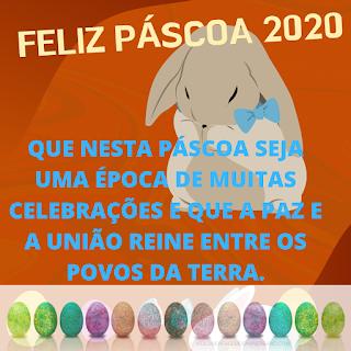 Mensagens de Feliz Pascoa para 2020 Já Preparei teu Ovo.