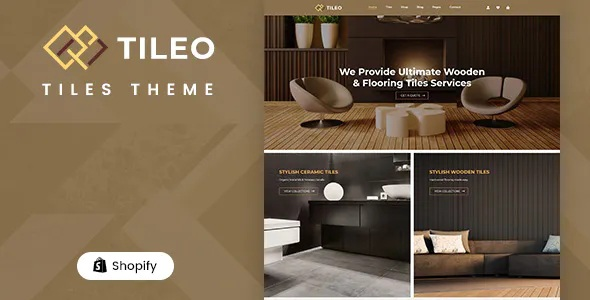 Best Tiling and Flooring Shopify Theme