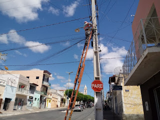Após levantamento detalhado, Prefeitura de Picuí realiza reposição de lâmpadas no município