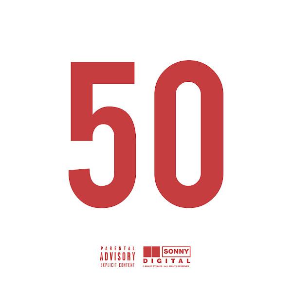 Sonny Digital - 50 on My Wrist - Single Cover
