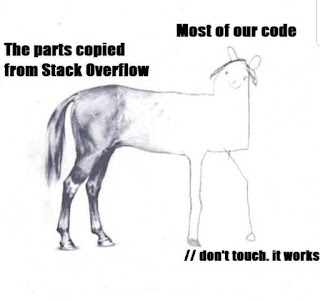 don't touch it works programmer memes