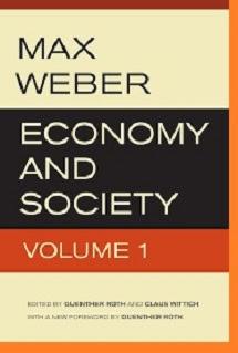 economy and society (1920)