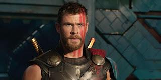 Avengers 4 latest news/theory - Thor still from Thor: Ragnarok