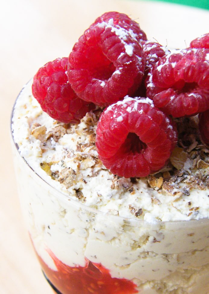 Scottish Cranachan
