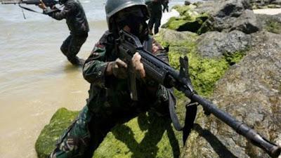 TNI Berhasil Gagalkan KKSB Yang Hendak Serang Pesawat di Bandara Bilorai Papua