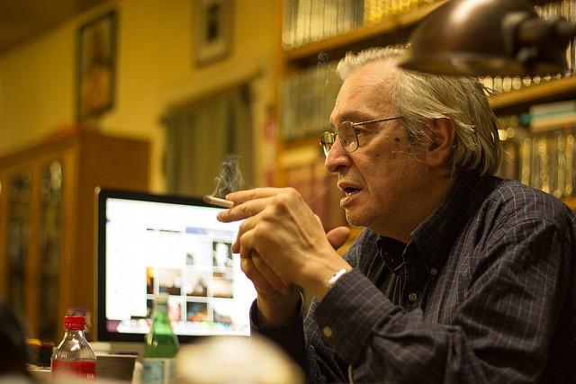 A hegemonia esquerdista da grande mídia brasileira por Olavo de Carvalho