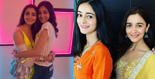 Alia Bhatt is a huge source of inspiration & she never claimed to be perfect: Ananya Panday on admiring her