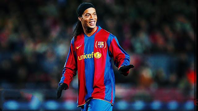 Ronaldinho Biography.