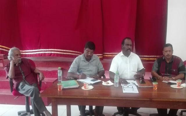 சிவாஜிலிங்கம் மீது நடவடிக்கை எடுக்க தயாராகும் ரெலோ!!
