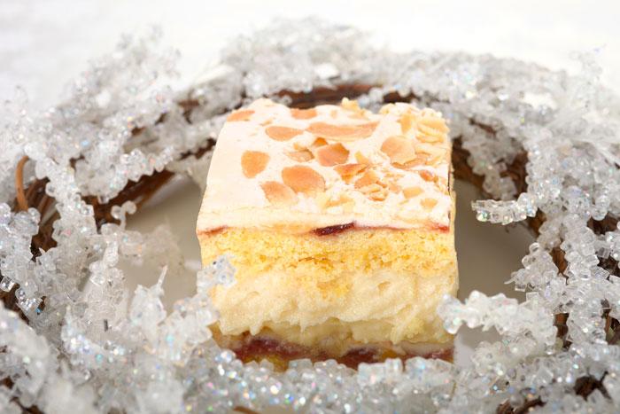 Frau Walewska. Rezept für Torte. Edyta Guhl.