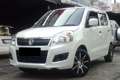 Suzuki Karimun Wagon R Modifikasi Ceper