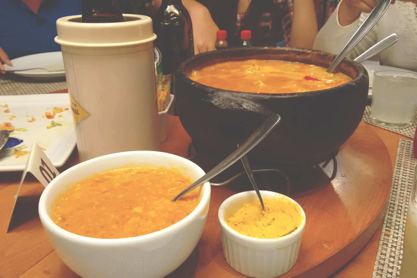 prato moqueca restaurante jangada campinas
