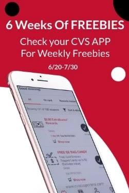 cvs extracare freebie event