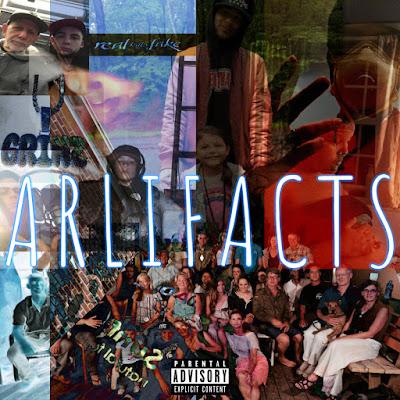 Kelly Grinz - Arlifacts [Album]
