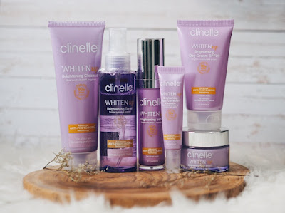 Clinelle Whiten Up