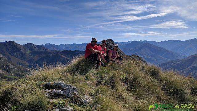 Cima del Pico Formoso