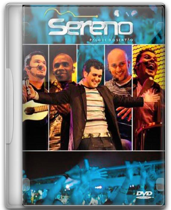 DVD Grupo Sereno - Pagode Do Sertão (2010)
