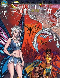 Michael Turner's Soulfire: Dying Of The Light