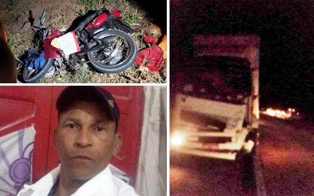 Chapada: Homem morre em acidente na BR-242, próximo a entrada de Boninal