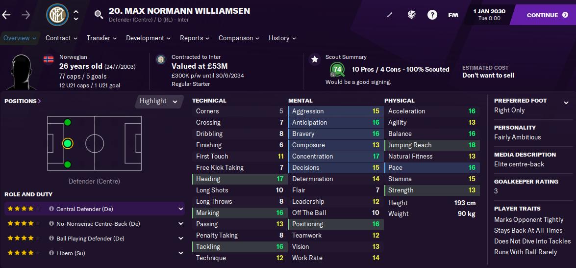 FM21 Max Normann Williamsen 2030