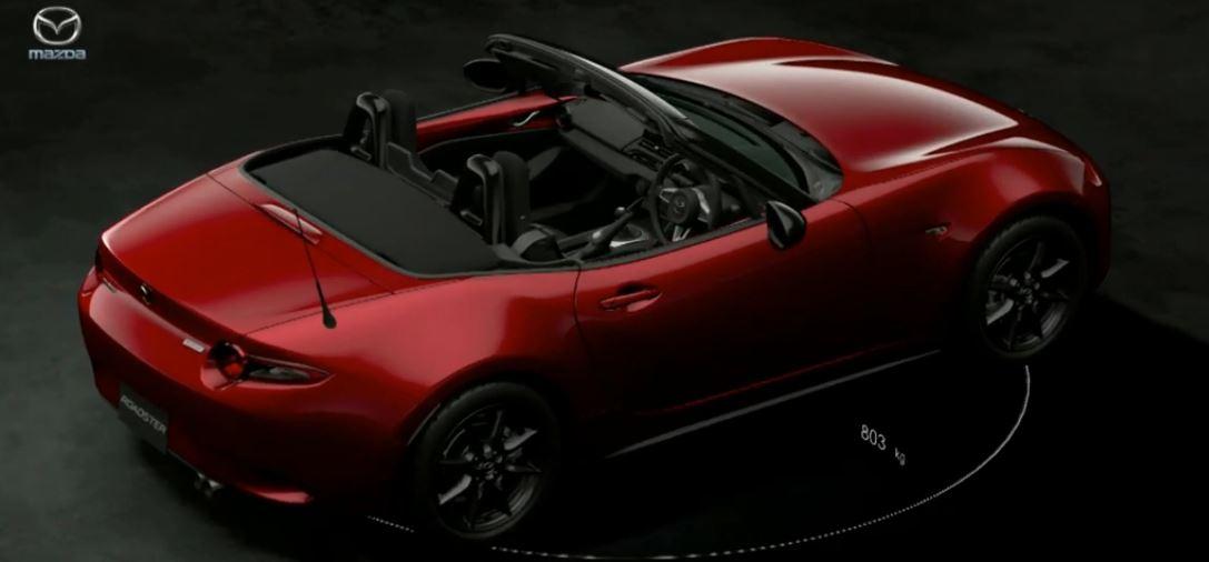 Mazda Roadster S 2015