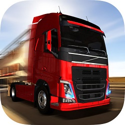 Euro Truck Driver Simulator Mod Apk