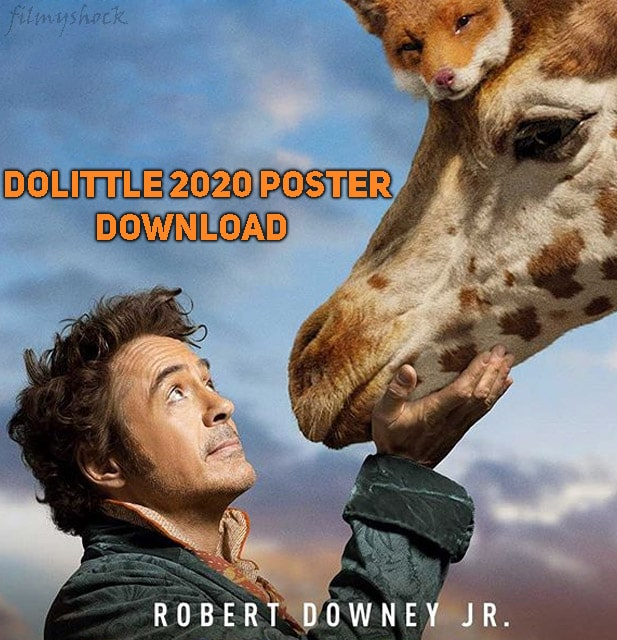 Dolittle Movie 2020 Poster Download HD 720p