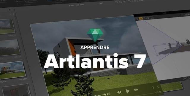 Apprendre Artlantis 7