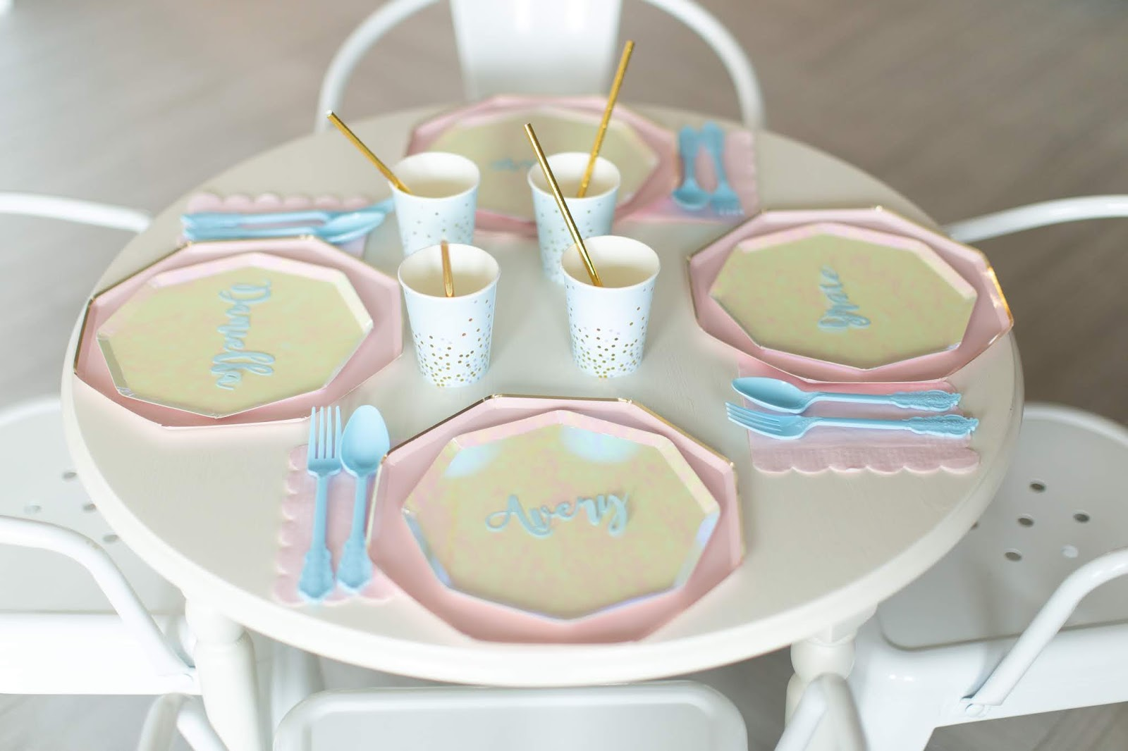 Cinderella Birthday Party by The Celebration Stylist
