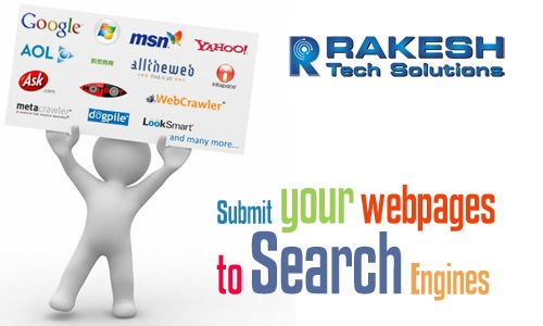 Search Engine Submission Links