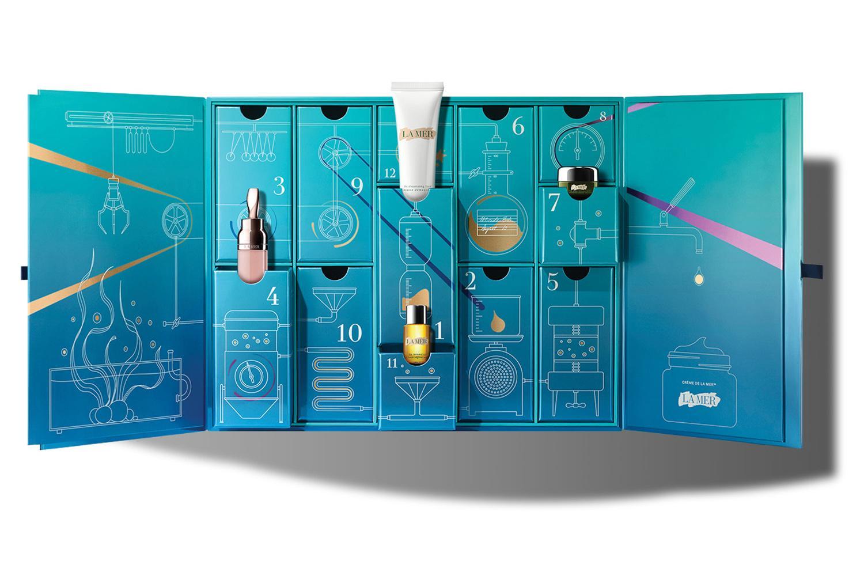 Kalendarz Adwentowy z kosmetykami 2019, La Mer Advent Calendar 2019