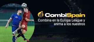 bwin promo combispain Europa League 8-4-2021