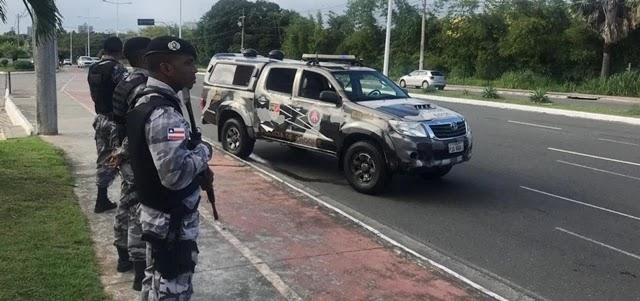 Segundo o governador, durante o movimento grevista iniciado nesta semana, foram promovidos atos criminosos em Salvador e no interior da Bahia