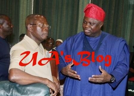 AMBODE: APC National Leaders Make U-turn, Mount Pressure On Lagos Gov. To Endorse Sanwo-Olu