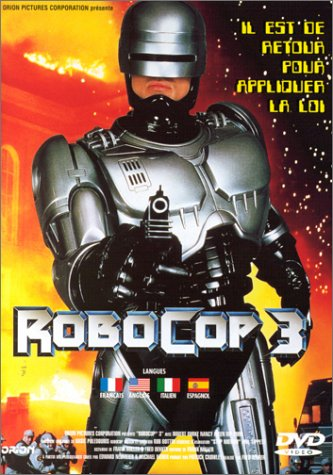 GREEN PEOPLE SOUP: GPShitty DVD Covers: The Robocop Series
